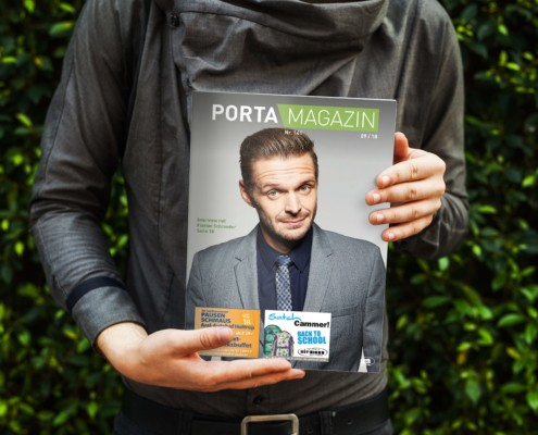 Porta Magazin Nr. 141 Cover